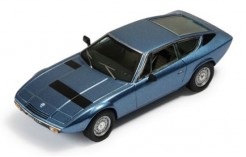 Maserati Khamsin Light Matal Blue 1972