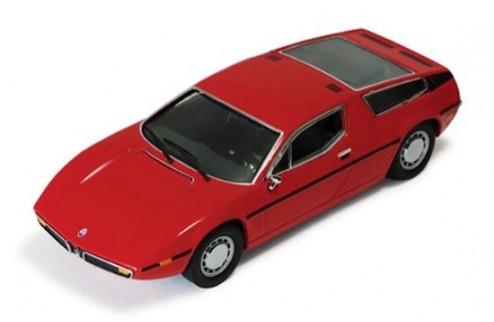 Maserati Bora Red 1971
