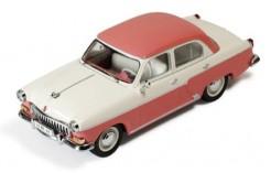 Volga M21 1958 2-Tones Rose-White