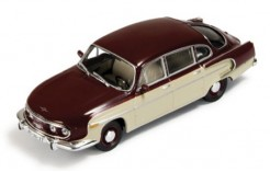 Tatra 603-1 1970 2-Tones (Beige with Bordeaux)