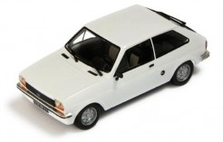 Ford Fiesta 1976 White