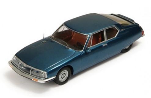 Citroen SM Blue 1970 (Brown interiors)