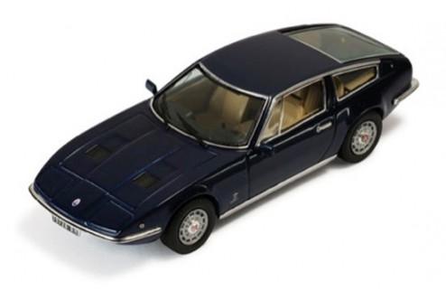 Maserati Indy 1972 Blue