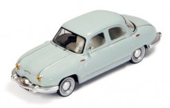 Panhard Dyna Z Light Green 1953