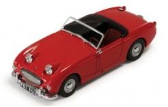 Austin Healey Sprite 1959 Red