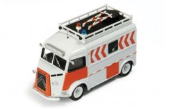 Citroen Type H Rijkspolitie - Dutch Police 1972