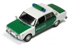 Lada 1200 German Polizei 1973 - Green & White