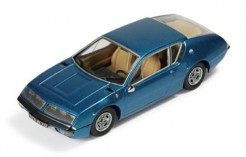Renault Alpine A310 Blue (with Beige interiors 1972)