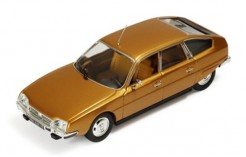 Citroen Cx Berline Pallas 1976 Metallic Light Brown