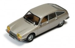 Citroen GS 1971 Grey Metallic