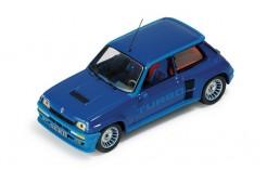 Renault 5 Turbo I Blue 1982