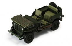 Jeep Willys MB-Liberation de Paris 1944