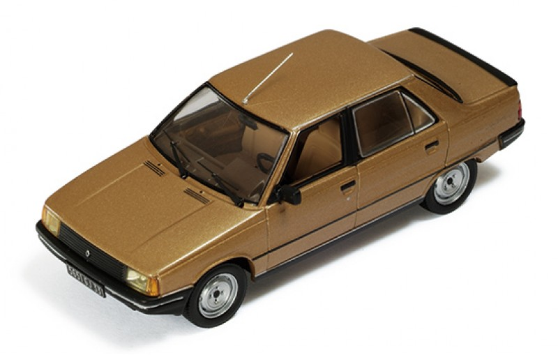 Renault 9 Gtl 1985 Metallic Champagne