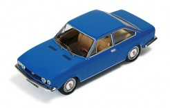 Fiat 124 Sport Coupe 1971 Blue