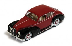 Hotchkiss Anjou 1951 2-Tones Black & Bordeaux