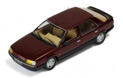 Renault 25 Phase 1 1986 Metallic Bordeaux