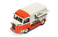 "CITROEN TYPE H ""GELATI MOTTA"" 1962 (open windows)"