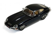 Jaguar E-TYPE Dark Blue (with Brown interiors 1963)