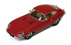 Jaguar E-Type Red (First Coupe Jaguar E Type Sold In Luxemburg) 1961 - Limited Edition 750 Pcs