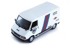 FIAT 242 E (LANCIA MARTINI assistence) 1986