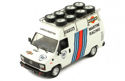 FIAT Ducato Assistenza Lancia Martini 1984