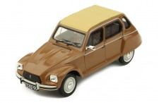 "CITROËN DYANE ""NAZARÉ"" 1982 Brown"