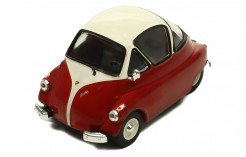 ISO ISETTA 1955 2-TONES Red and White