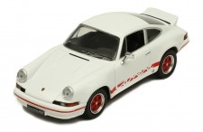 PORSCHE 911 Carrera RS 2.7 1973 - Red wheels