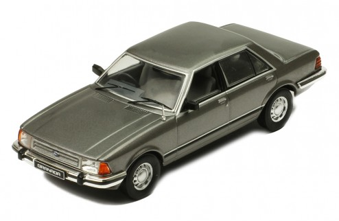 FORD Granada MK II 2.8 GL 1982 - Metallic Grey