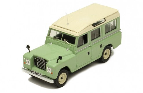 LAND ROVER Series II 109 Station Wagon 4x4 1961
