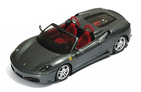Ferrari F430 Spyder Silver 2005