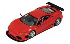 Ferrari 360GTC Racing Presentation 2001 Red