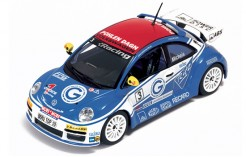 Volkswagen New Beetle Cup Patrick Michels Winner 2001