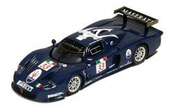 Maserati MC12 #33 M. Salo-A. Bertolini FIA-GT Winner Oschersleben 2004
