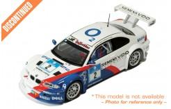 BMW M3 GTR #2 P. Lamy-B. Said-D. Huisman-A. Priaulx Winner Nurburgring 2005