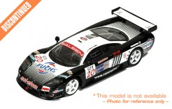 Saleen S7R #20 (Ram Racing) R. Janus-M. Stanco FIA-GT Monza 2005