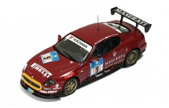 Maserati Grandsport Trofeu #9 J. Laffite-G. Giudici-P. Hong-R. Meaden 24H Nurburgring 2006