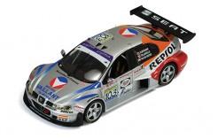 Seat Toledo GT #103 D.Defourny-M-A. de Castro-C.Lavieille 24H Francorchamps 2003