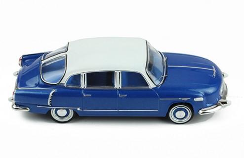 TATRA 603-1 - Blue & White - 1957