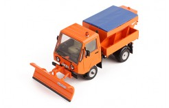MULTICAR M25 Snowplow 1980 - Orange