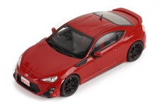 TOYOTA 86 TRD Performance Line 2013 Lightning Red