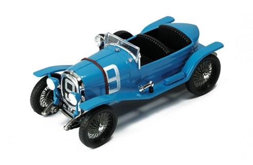 Chenard-Walcker #9 A. Lagache-R. Leonard Winner Le Mans 1923