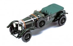 Bentley Speed Six W. Barnato-H. Birkin #1 Winner Le Mans 1929