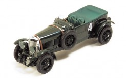 Bentley Speed Six W. Barnato-G. Kidston #4 Winner Le Mans 1930