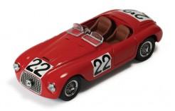Ferrari 166M #22 L. Chinetti-L. Seldson Winner Le Mans 1949