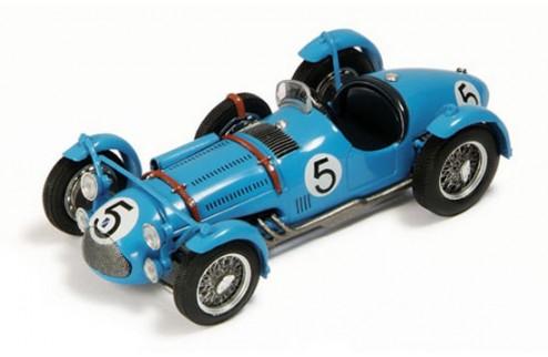Talbot Lago T26GS #5 L. Rosier-J. L. Rosier Winner Le Mans 1950