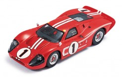 Ford MKIV Gurney-Foyt (Red) #1 Winner Le Mans 1967