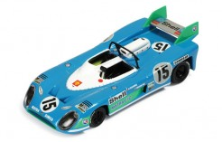 Matra Ms670 #15 H. Pescarolo-G. Hill Winner Le Mans 1972