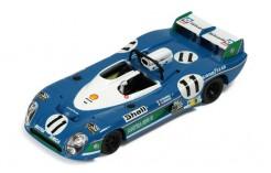 Matra MS670B #11 H. Pescarolo-G. Larrousse Winner Le Mans 1973