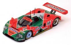 "Mazda MAZDA 787B ""RENOWN""WEIDLER-HERBERT-GACHOT #55 winner LE MANS 1991"